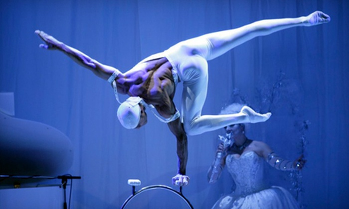 Cirque Banquisté presented by Lone Star Circus - Vickery: Cirque Banquisté Presented by Lone Star Circus for One or Two at the Rosewood Center for the Family Arts (Up to 70% Off)