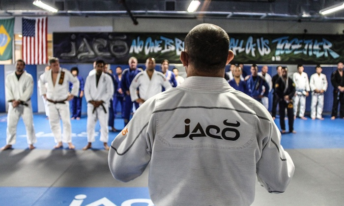 Jaco Hybrid Training Center - Boca Raton: One- or Two-Month Gym Membership Plus Brazilian Jiu-Jitsu Classes at Jaco Hybrid Training Center (Up to 72% Off)