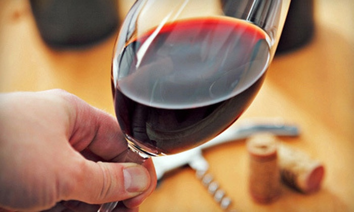 Von Klaus Winery Tasting Haus - Baraboo: $29 for a Four-Course Wine Tasting and Food Pairing for Two at Von Klaus Winery Tasting Haus ($60 Value)
