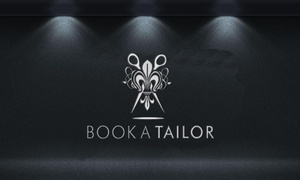 BookATailor: Two or Four Custom Shirts or Bespoke Suit with Option for Two Custom Shirts at BookATailor (Up to 64% Off)