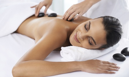 Hot Stone Massage at Naked Hair and Beauty (54% Off)