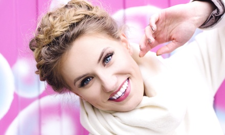 groupon daily deal - $29 for a Sweet Teeth Bubblegum-Flavored Teeth-Whitening Kit from Smile Sciences ($299 Value)