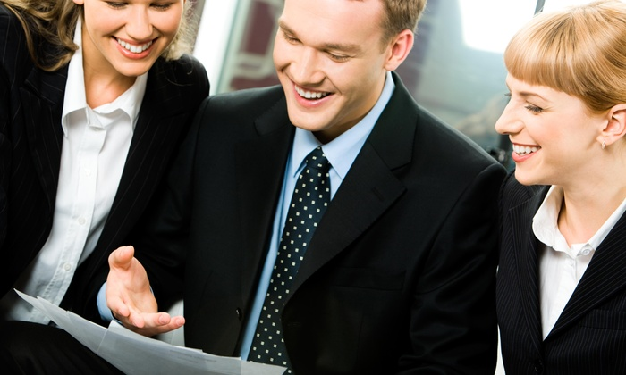 DWB Associates - North Jersey: Business Consulting Services at DWB Associates (45% Off)