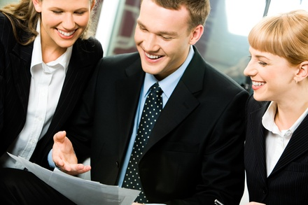 Business Consulting Services at DWB Associates (45% Off)