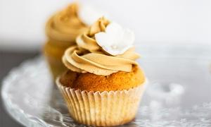 Zona de Mimos: Caja de 6 o 12 cupcakes de sabores desde 6,90 € o tarta fondant para 10 o 20 personas desde 19,90 €