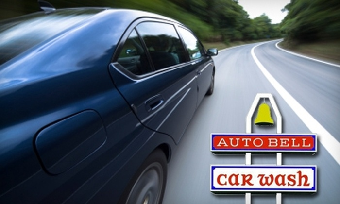 Autobell Car Wash - Multiple Locations: $20 for Three Full-Service Car Cleansings at Autobell Car Wash ($44.85 Value). Choose from Five Locations