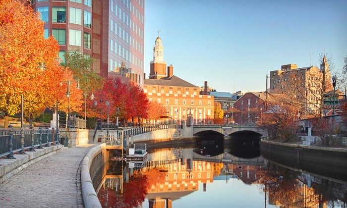 Hotel Providence - Downtown Providence: Two-Night Stay for Two in a Junior or Premier Suite at Hotel Providence in Rhode Island