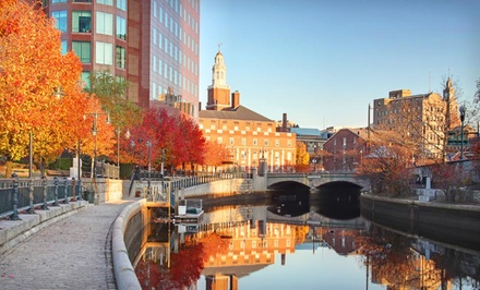 2-Night Stay for Two in a Junior Suite plus a Bottle of Champagne - Hotel Providence in Providence