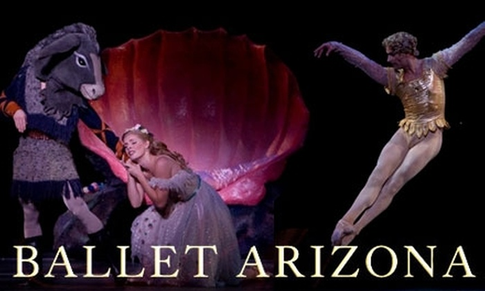 """Ballet Arizona - Downtown Phoenix: $34 for One Ticket to Ballet Arizona's Production of """"A Midsummer Night's Dream."""" Four Dates Available."""