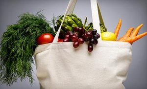 Veggies inc: 20% Off Purchase of $75 or More at Veggies inc