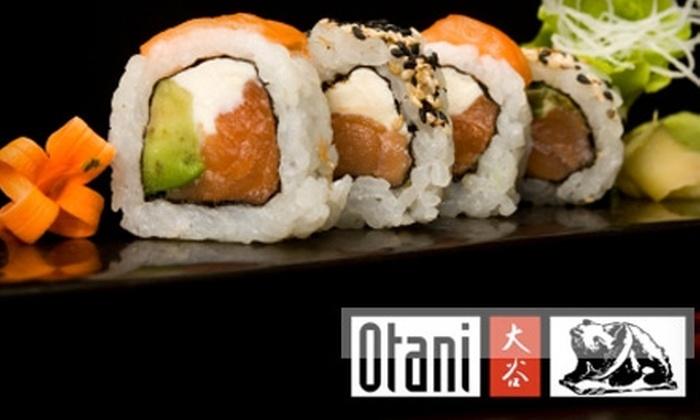 Otani Sushi - Salem Village: $20 for a Sushi-Making Class at Otani's Sushi & Karaoke Bar ($40 Value)