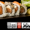 Half Off Sushi-Making Class at Otani's