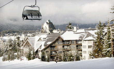 3-Night Stay for Two Adults & Up to Two Kids in a 1-Bedroom Suite, Valid 3/4-3/27 for SundayTuesday Arrival - Aspens on Blackcomb in Whistler