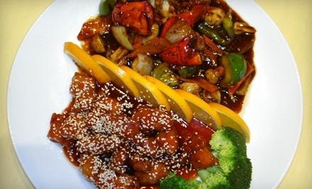 Chopsticks China Bistro & Sushi Bar: $15 Worth of Lunch Fare and Sushi - Chopsticks China Bistro & Sushi Bar in Cumming