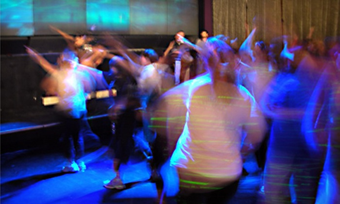 Studio Fit - Kemah: $25 for Five Night Club Cardio Classes at Studio Fit in Kemah ($50 Value)