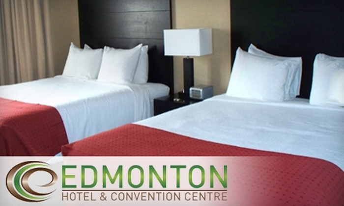 Edmonton Hotel and Convention Centre - Weir Industrial: $60 for a One-Night Stay at the Edmonton Hotel & Convention Centre (Up to $139 Value)