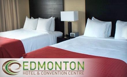 Edmonton Hotel & Convention Centre - Edmonton Hotel and Convention Centre in Edmonton