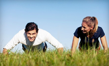 Four-Week Outdoor Boot Camp (a $139 value) - Fit City Workouts in Toronto