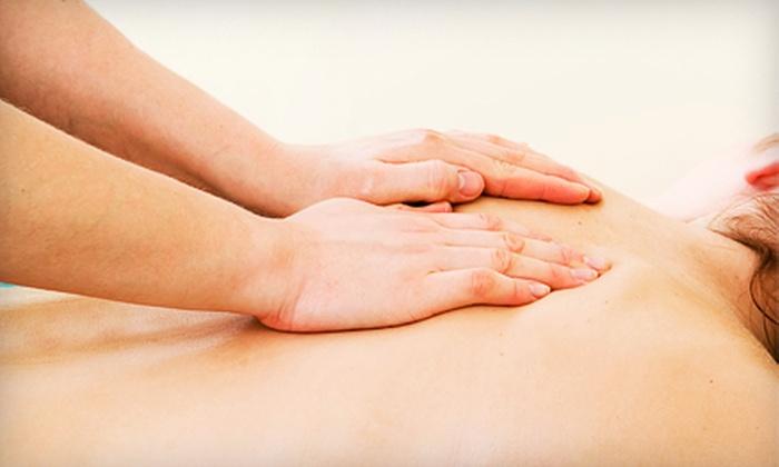 HandWorks Massage LLC - Eastside: $75 for Two 90-Minute Therapeutic Massages at HandWorks Massage LLC in East Lansing (Up to $160 Value)