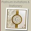 Platinum Invitations & Stationery  - Denver: $30 for 15 Handmade Christmas Cards from Platinum Invitations and Stationery