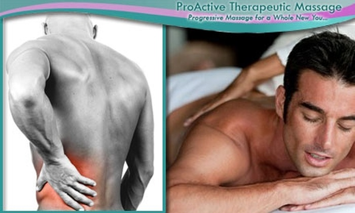 ProActive Therapeutic Massage - Camelback East: $35 for an Hour-Long Healing Massage at ProActive Therapeutic Massage ($80 Value)