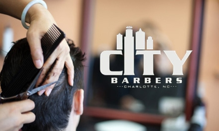 City Barbers - Multiple Locations: $9 for a Men's Haircut at City Barbers ($18 Value)