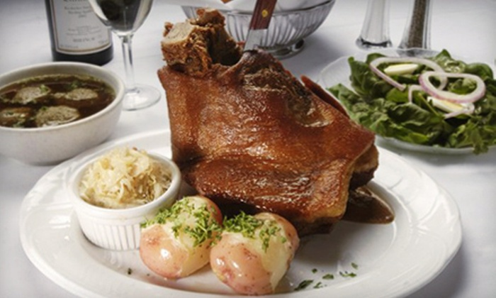 Karl Ratzsch's - Juneau Town: $20 for $40 Worth of German Fare and Drinks at Karl Ratzsch's