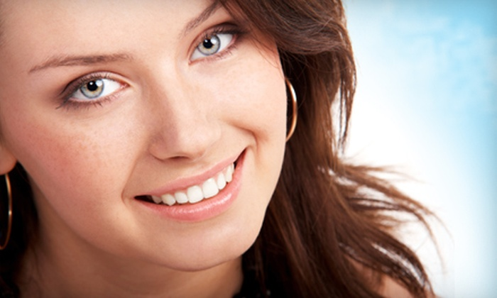 Apple Dental - Warren: Dental-Exam, Whitening-Treatment, or Tooth-Implant-Surgery Packages at Apple Dental in Warren