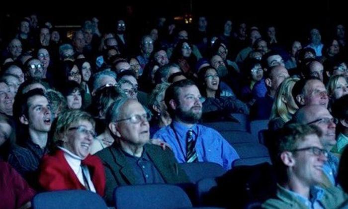 Ann Arbor Film Festival - Bach: $25 for Weekend Pass ($55 Value) to Ann Arbor Film Festival