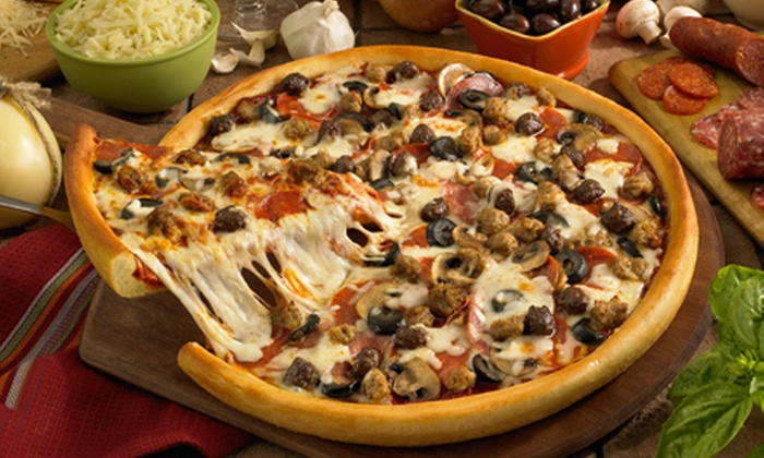 Shakey's Pizza Parlor - Homestead: $12 for $25 Worth of Pizzeria Fare at Shakey's Pizza Parlor in Homestead