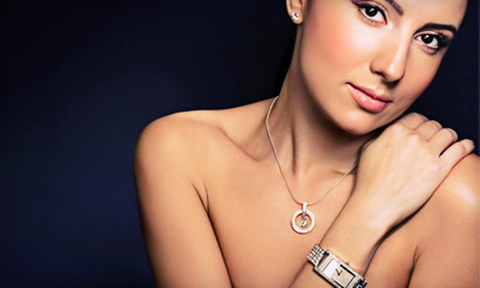 Harris Jeweler - Kittyhawk: Fine Jewelry or Custom-Designed Pieces at Harris Jeweler in Troy (Up to 67% Off)