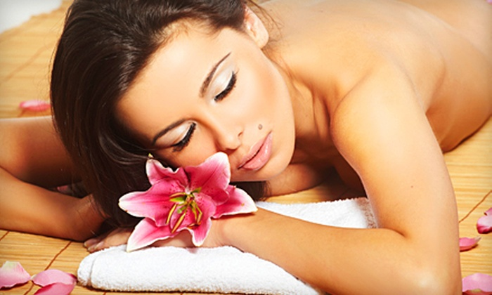 The Great Escape Spa Therapy - James Island: Signature Facial Package, Lemon Verbena Body Polish, or One-Hour Massage at The Great Escape Spa Therapy (Up to 60% Off)