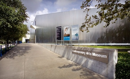 Contemporary Arts Museum Houston: 1-Year Individual Membership - Contemporary Arts Museum Houston in Houston