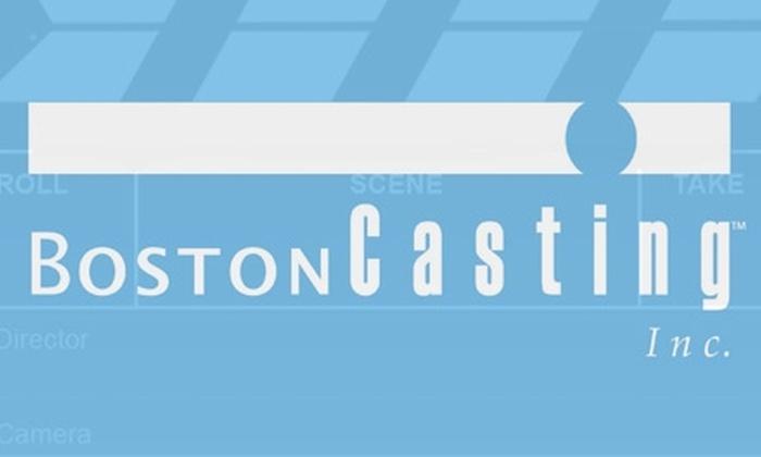 Boston Casting - Boston: $150 for a Six-Week Acting Course at Boston Casting