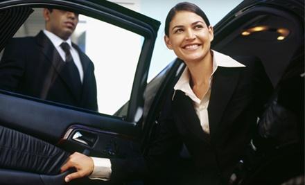 $100 Groupon to A Regal Limousine - A Regal Limousine in