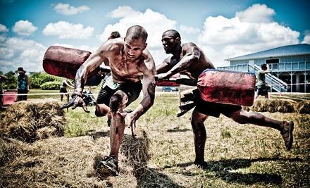 Spartan Race: Spartan Sprint Mud Race on Sat., Mar. 9 or Sun., Mar. 10, 2013 at Multiple Start Times - Spartan Race in Conyers