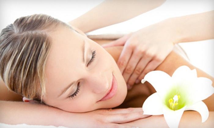International Massage - Villas: 60-Minute Swedish, Sports, Deep-Tissue, Hot-Stone, or Couples Massage at International Massage (Up to 55% Off)