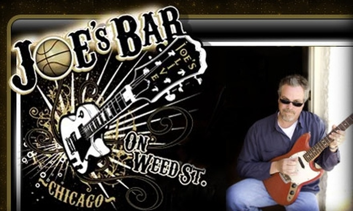 Joe's Bar - Near North Side: $10 Ticket to Robert Earl Keen in Concert at Joe's Bar on 2/12/10 at 10 p.m. ($30 Value)