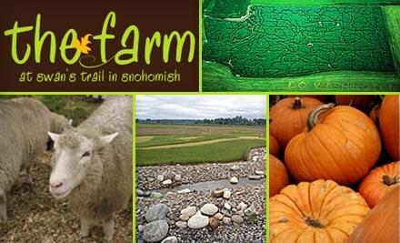 The Farm At Swans Trail In Snohomish Washington Groupon