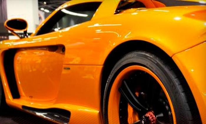 Rhino Custom Detailing - Oak View: Car Wash or Wash and Wax for Car, Truck, or SUV at Rhino Custom Detailing in Huntington Beach (Up to 60% Off)