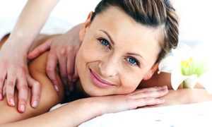 Red Hots Salon: 50-Minute Deep-Tissue or Relaxation Massage with Option for Reflexology at Red Hots Salon (Up to 51% Off)