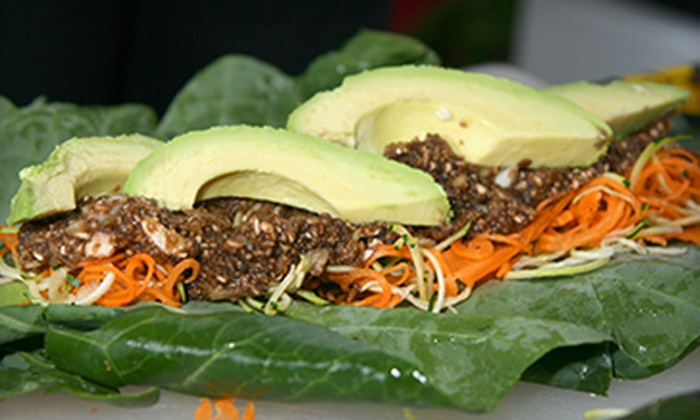 To Be Raw - Fuquay-Varina: $60 for Introduction to Raw-Food Preparation Class at To Be Raw in Fuquay-Varina ($125 Value)