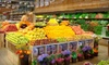 Plum Market (parent account) - Multiple Locations: $10 for $20 Worth of Produce at Plum Market