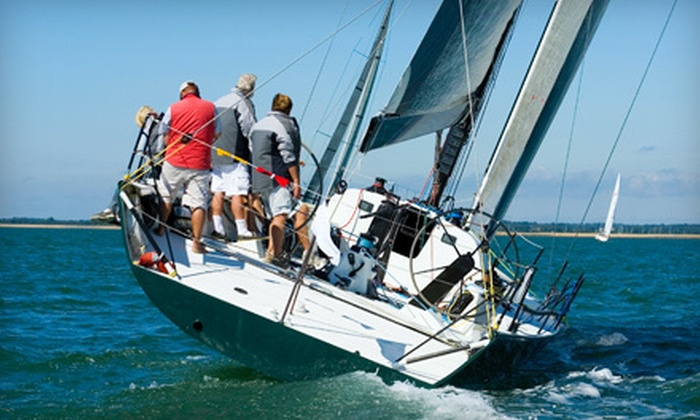 South Coast Sailing Adventures - Kemah: Three-Hour Intro to Sailing Session for One or Two at South Coast Sailing Adventures in Kemah (Up to $318 Value)