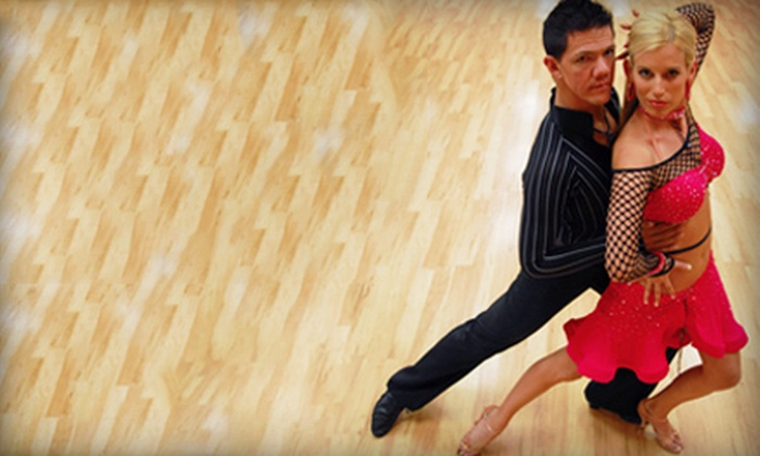 Dance Louisville - Lyndon: Private Dance Lessons for Two with Four or Eight Group Dances and One or Two Social Dances at Dance Louisville