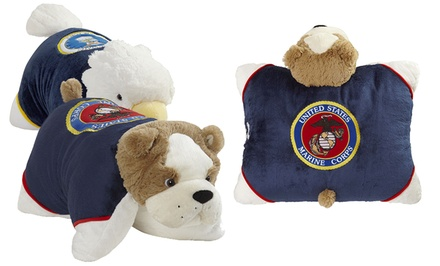 Operation Pillow Pets Military Mascot Pillow Pets. Multiple Styles Available. Free Returns.