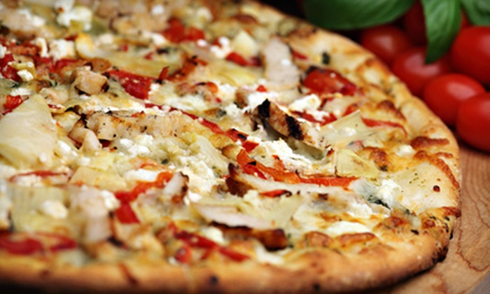 City Pizza - Downtown West Palm Beach: Carryout or Dine-In Pizza and Casual Italian Fare at City Pizza in West Palm Beach