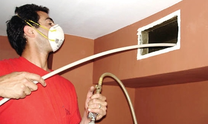 Dapper Ducts Inc. - Multiple Locations: $115 for Air-Duct Cleaning for Up to Five Vents from Dapper Ducts Inc. ($290 Value)
