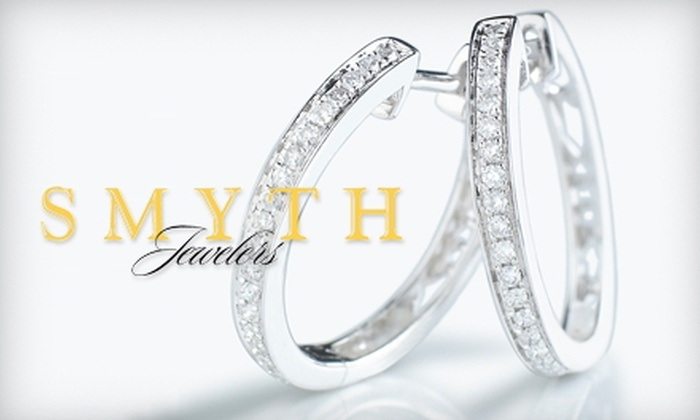 Smyth Jewelers - Multiple Locations: $50 for $100 Worth of Jewelry and Gifts at Smyth Jewelers