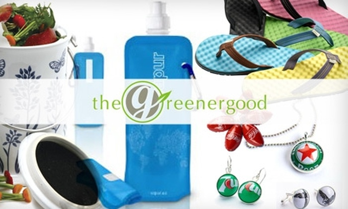 The Greener Good - Fort Worth: $20 for $40 Worth of Eco-Friendly Products at The Greener Good
